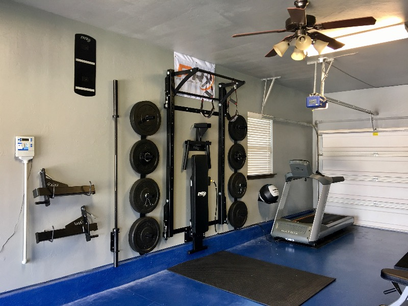How To Create The Perfect Home Gym  – P2