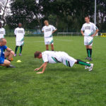 Aerobic Fitness Helps Soccer Players to Provide High Performance