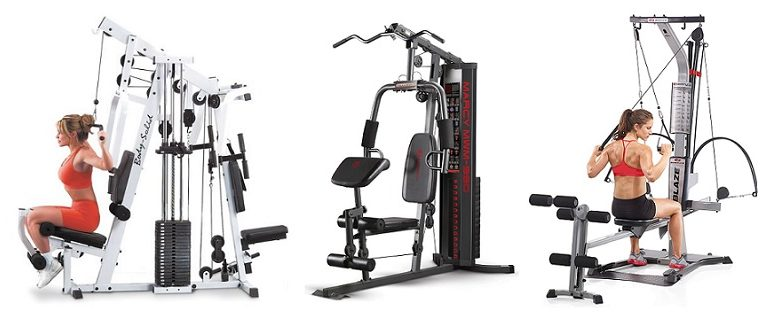 Home Fitness Equipment Offers Same Workout As Gym