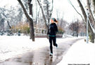 How To Avoid Wintertime Slip and Fall Even In The Worse Conditions