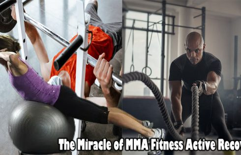 Strengthen Your Fitness Final results Exponentially: The Miracle of MMA Fitness Active Recovery